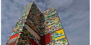 Lego toren
